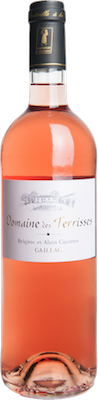 terrisses gaillac rose